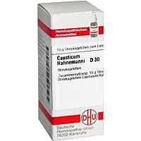 CAUSTICUM HAHNEM D30 10g Globuli PZN:1764455 preisvergleich bei billige-tabletten.eu
