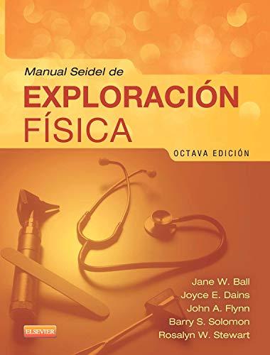 Manual Seidel De Exploración Física - 8ª Edición