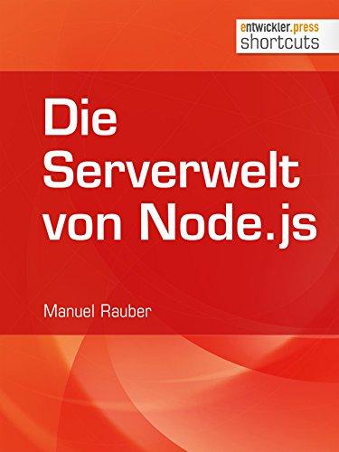 Die Serverwelt von Node.js (shortcuts 196)