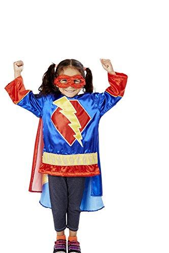 Imagen de melissa & doug  disfraz de superhéroe para niños 14788  alternativa