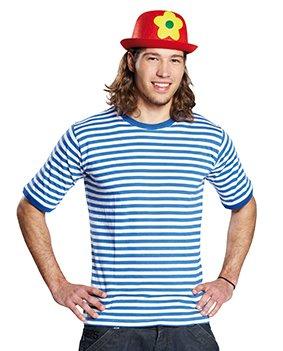 Generique - Shirt gestreiftes Seemann ()