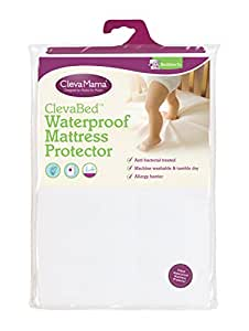 Clevamama ClevaBed Mattress Protector Single Bed - Fitted