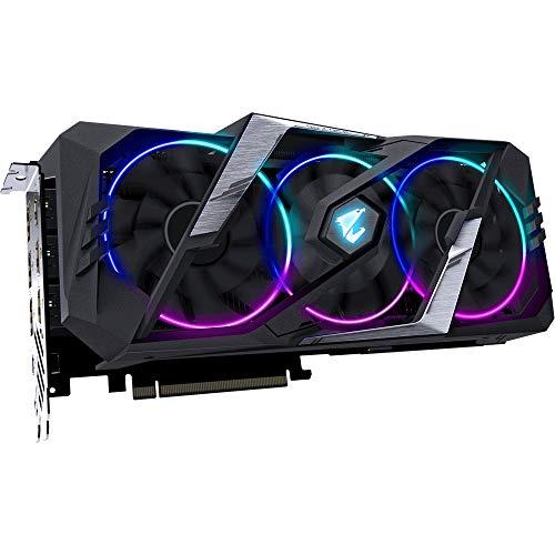 Gigabyte GeForce RTX 2080 SUPER 8 GB AORUS Video Card