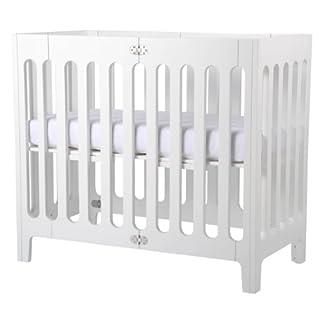 alma Mini Crib (White)