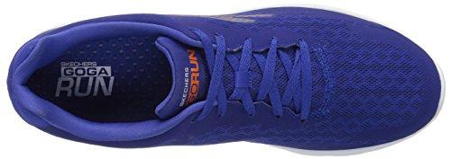 Skechers Go Run 400, Chaussures De Sport En Extérieur Pour Homme Bleu / Orange