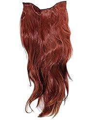 extension cheveux roux