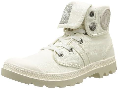 Palladium Baggy, Sneakers Hautes femme, Blanc Cassé (083 Cream), 39 EU