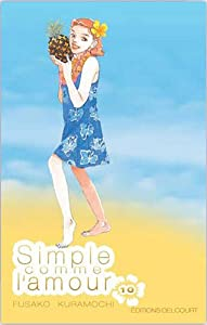 Simple comme l'amour Edition simple Tome 10