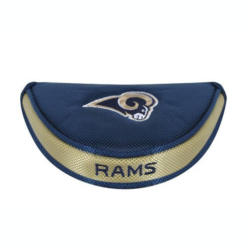 St Louis Rams Mallet Putter Cover by McArthur