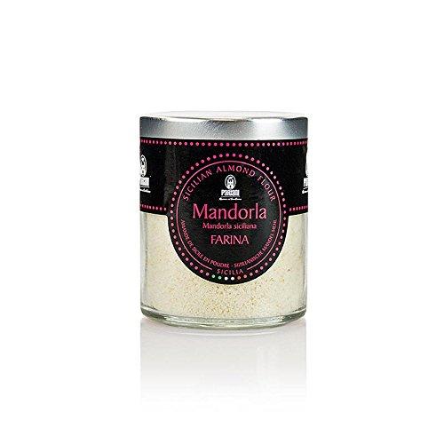 Mandelgrieß (Mandelmehl), Sizilianische Mandeln, Pariani, 100g