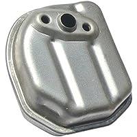 Générique–Silenciador de escape para Honda GX3535.8CC 4Stroke cortadora de césped cortadora Engine Parte