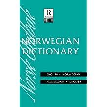 Norwegian Dictionary: Norwegian-English, English-Norwegian (Routledge Bilingual Dictionaries)