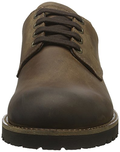 Ecco Jamestown, Derby Homme Marron (COCOA BROWN2482)