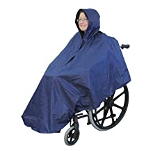Aidapt Universal Wheelchair Poncho (Eligible for VAT relief in the UK)