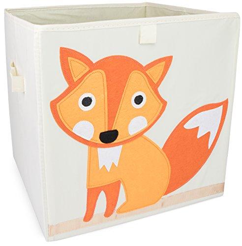 faltbox kinderzimmer Spielzeugkiste im