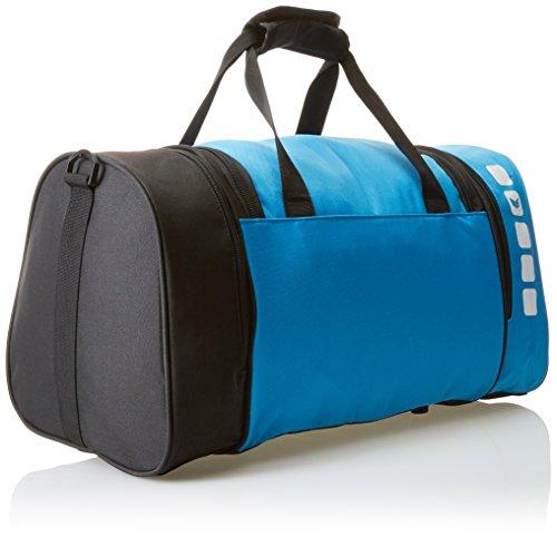 Erima Herren Sporttasche Tasche Curacao/Schwarz