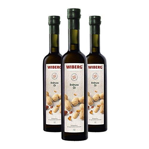 Wiberg Erdnuss L 05l 3er Pack