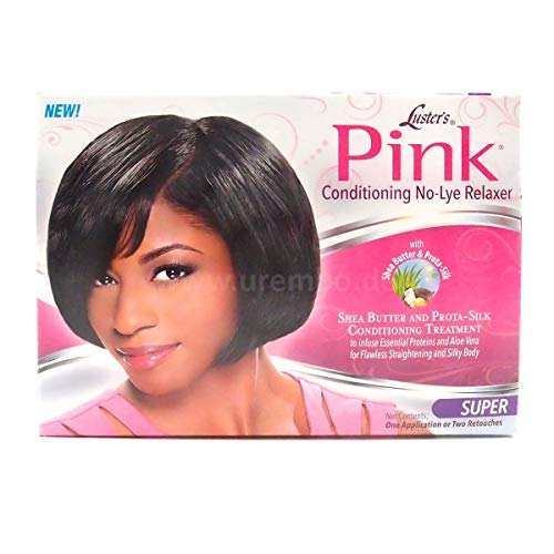 Kopfhaut Conditioning Creme (Lusters Conditioning No-lye Relaxer Kit Super Strength with Pink Protection System (Haarbehandlung))