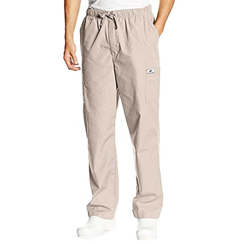 Cebbay Liquidación Pantalones de chándal para Hombres Bolsillo Suelto de Uniforme Militar elástico Estrecho Pantalones Casuales de Estilo Urbano campeones de(Caqui, EU Size XL = Tag 2XL)