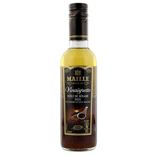 Maille Vinaigrette Sésame et Soja 360 ml