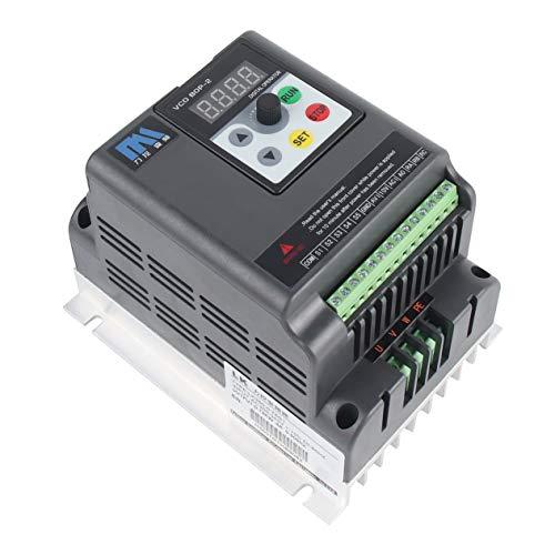 EdBerk74 0.75KW / 1.5KW / 2.2KW / 3.0KW Frequenzumrichter Spindeltreiber & Verlängerungskabel Box 220V Für Drehmaschinen