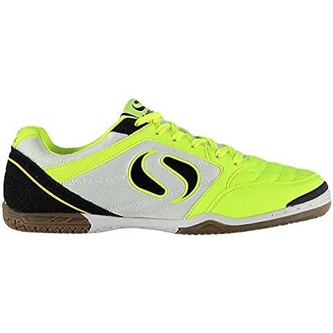 Sondico Hombre Pedibus Interior Corte Zapatillas Acolchado Zapato Futbol Deporte