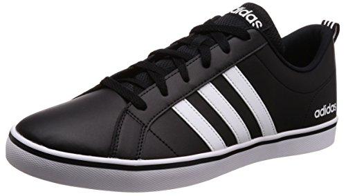 adidas Herren VS PACE Fitnessschuhe, Schwarz (Negbas/Ftwbla/Escarl 000), 48 EU