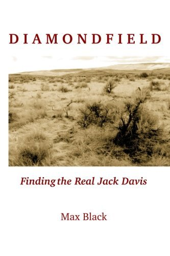Diamondfield: Finding the Real Jack Davis by Max Black (2013-06-20)