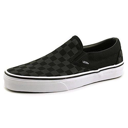 Vans U CLASSIC SLIP-ON, Sneaker Unisex Adulto Nero