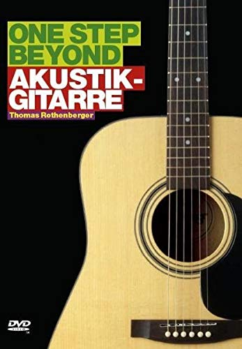 New Music Academy - One Step beyond Akustik-Gitarre