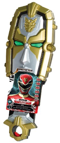 Power Rangers Megaforce Deluxe Gosei Morpher by Power Rangers TOY (English Manual)