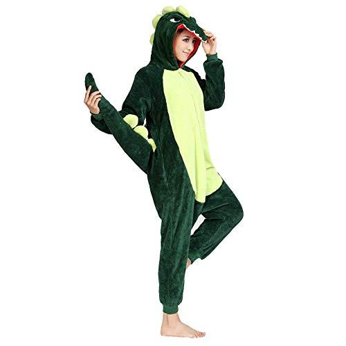 psuits Pyjama Fleece Nachtwäsche Schlaflosigkeit Halloween Weihnachten Karneval Party Cosplay Kostüme für Unisex ()