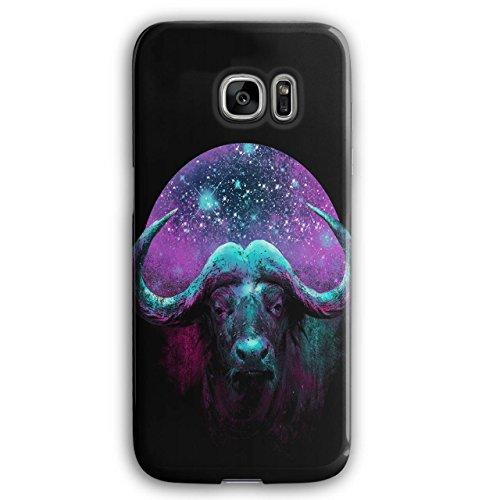 wild-buffalo-star-horn-beast-new-black-3d-samsung-galaxy-s7-edge-case-wellcoda