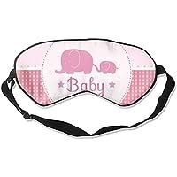 Rosa Baby Shower Karte im Karo-Stil Schlafmaske mit verstellbarem Riemen für Damen und Herren preisvergleich bei billige-tabletten.eu
