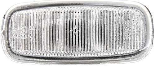 Preisvergleich Produktbild Carparts-Online 25287_3 Seitenblinker weiß re=li TYC