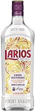 Larios - Ginebra Dry Gin 37.5% Botella De 100 cl