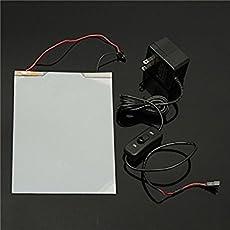 Tradico® A5 148x210mm Smart Film Starter Electrochromic PDLC Switchable Glass Film