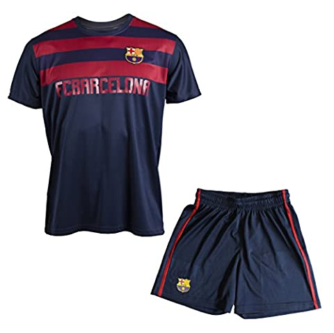 Maillot Fc Barcelona - Maillot + short Barça - Collection officielle