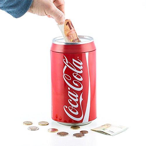 Outlet salvadanaio coca-cola (senza confezione) (1000046257)
