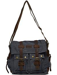 Amado Unisex Shoulder Bag (Grey) (1046-1_grey)