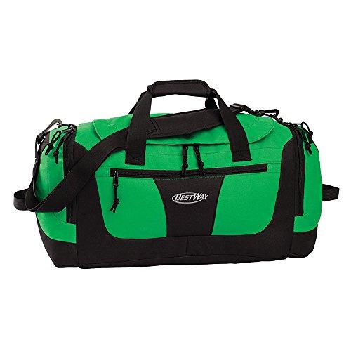 Bestway Sport und Reisetasche, rot, 56 x 23 x 24 cm, 30 liters, 40128-0200 grün - grün