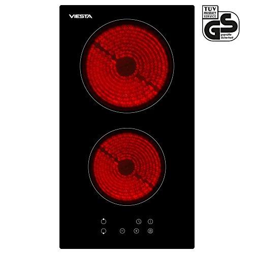 viesta c2z plaque de cuisson vitroceramique table vitroc ramique 2 feux de cuisson opinion. Black Bedroom Furniture Sets. Home Design Ideas