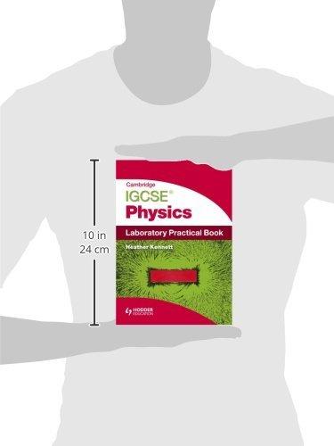 Cambridge IGCSE Physics Laboratory Practical Book