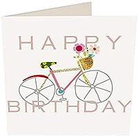 Birthday card–Caroline Gardner–Bicicletta