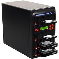 """Systor 1-3 SATA 2.5""""&3.5"""" Porta a Doppio/Sostituzione a caldo Hard Disk Drive (HDD/SSD) Duplicatore/Sanitizer"""