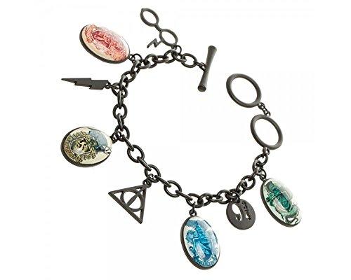 Crestas de Hogwarts casa oficial Harry Potter reliquias de la muerte n