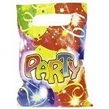 amscan Partytüte Balloons 6 Stück