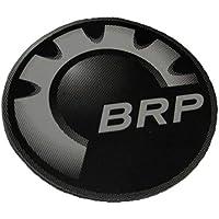 Brp Logo de vinilo, 48mm, Fabricante original SKI-DOO Snowmobile parte