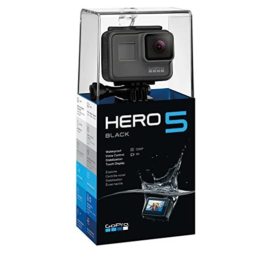 GoPro HERO5Action Camera–nero