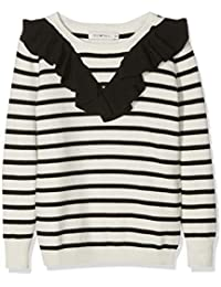 MOLLY BRACKEN Knitted Sweater, Jersey para Niñas
